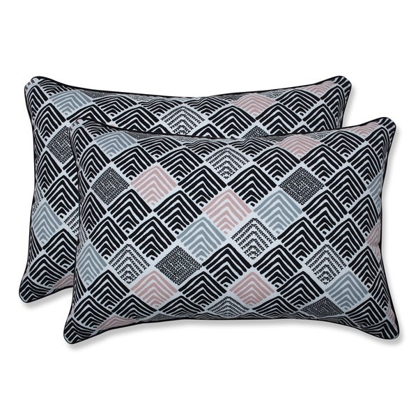 Shop Belk Shadow Over Sized Rectangular Throw Pillow (Set Of 2)   On Sale    Free Shipping Today   Overstock   27202171