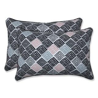 Belk Shadow Over-sized Rectangular Throw Pillow (Set of 2)