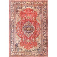 "Antique Ferehan Wool Rug 13'7""x20'3"" - 14' x 20'"