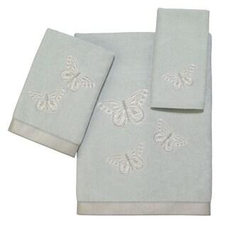 Butterflies 3 Pc Towel Set