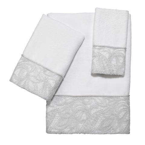 Grace 3 Pc Towel Set