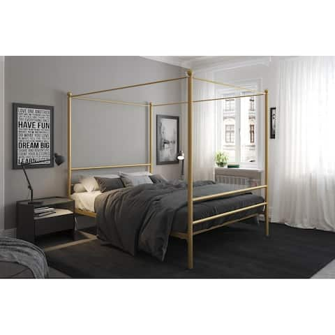 Buy Canopy Bed Online at Overstock | Our Best Bedroom Furniture Deals