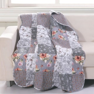 Link to The Gray Barn Spring Arrow Reversible Quilted Throw Blanket Similar Items in Blankets & Throws