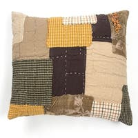 Cottage Home Jaylen Patchwork Cotton Sham