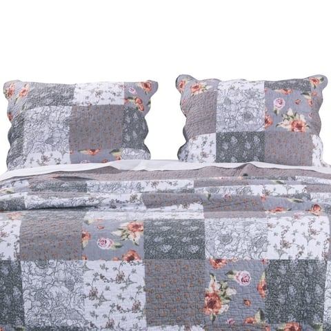 The Gray Barn Spring Arrow Quilted Pillow Sham Set (Set of 2)