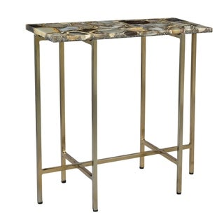 Aurelle Home Multi Chic and Sophisticated Accent Table