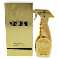 Moschino Moschino Gold Fresh Couture Women's 1.7-ounce Eau de Parfum Spray