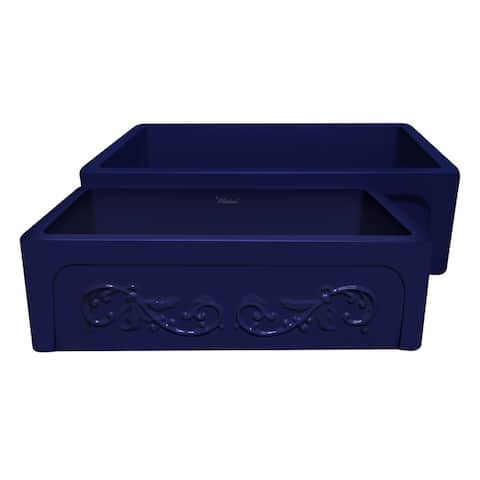"""Glencove St. Ives 33"""" Front Apron Fireclay Sink"""