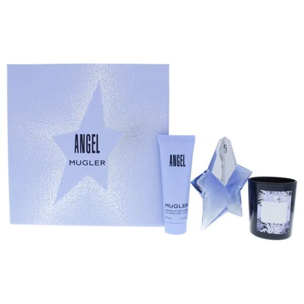 Thierry Mugler Angel Women's 3-piece Gift Set