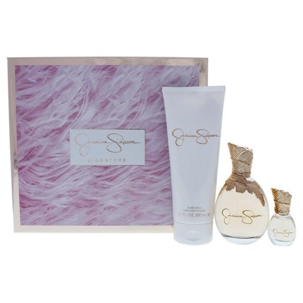Jessica Simpson Signature Women's 3-piece Gift Set