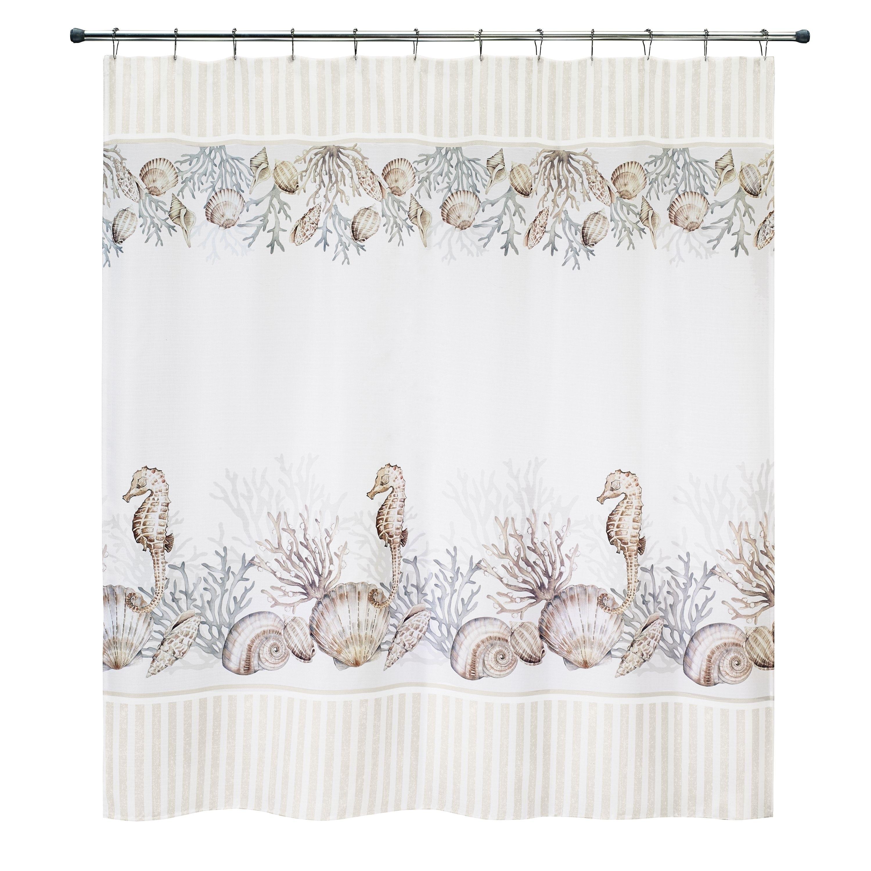 Shop Black Friday Deals On Destin Shower Curtain Overstock 27212699