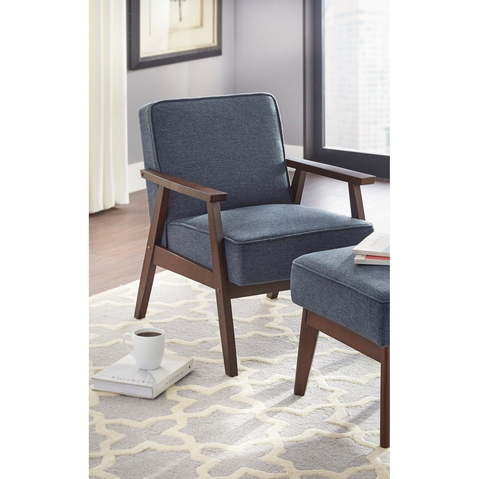 Astounding Mid Century Modern Living Room Chairs Shop Online At Overstock Inzonedesignstudio Interior Chair Design Inzonedesignstudiocom