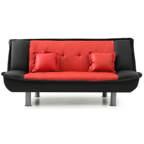 Buy Red Sofas & Couches Online at Overstock | Our Best Living Room ...