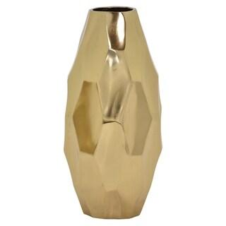 Three Hands Metal Vase