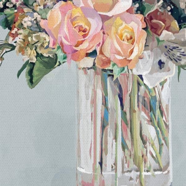 Mazzo Di Fiori Jpg.Shop Mazzo Di Fiori Bouquet Of Flowers Soft By Studio Arts Wrapped