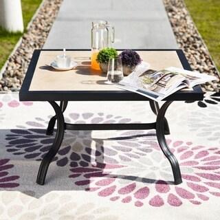 PATIO FESTIVAL ® Outdoor Coffee Table