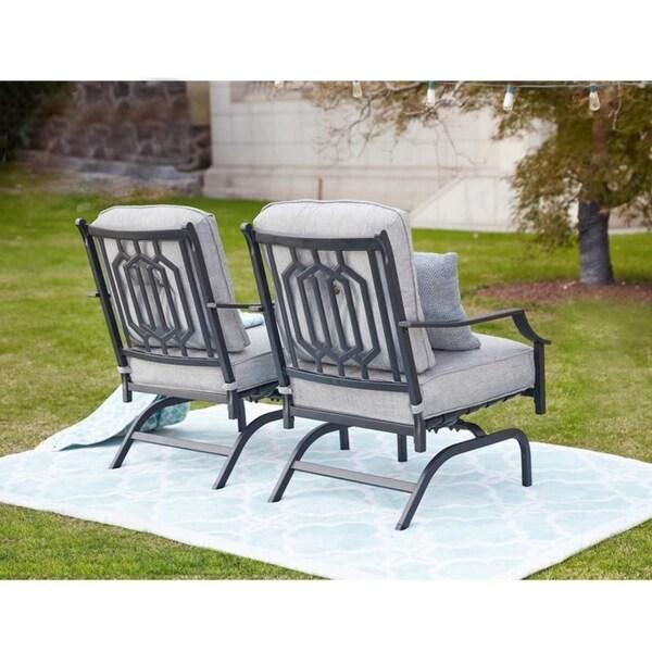 Shop PATIO FESTIVAL ® Rocking Motion Chair (2 Pack