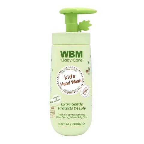 WBM Care Baby Kids Hand Wash- 6.8 fl oz - Green
