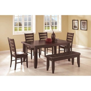 Tremont Casual Ladder Back Dining Chairs (Set of 2)