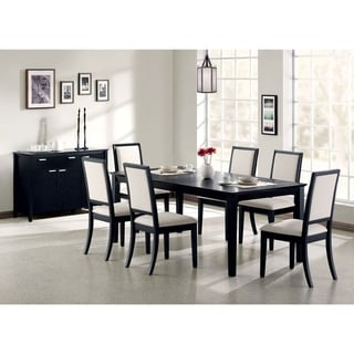 Hayle Transitional Two-tone Side Chairs (Set of 2)