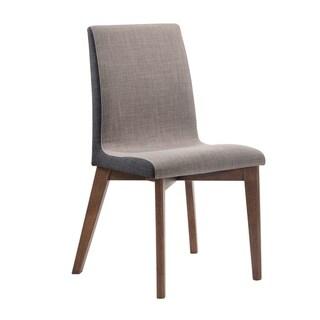 Honeycutt Mid-Century Modern Dining Chairs (Set of 2)