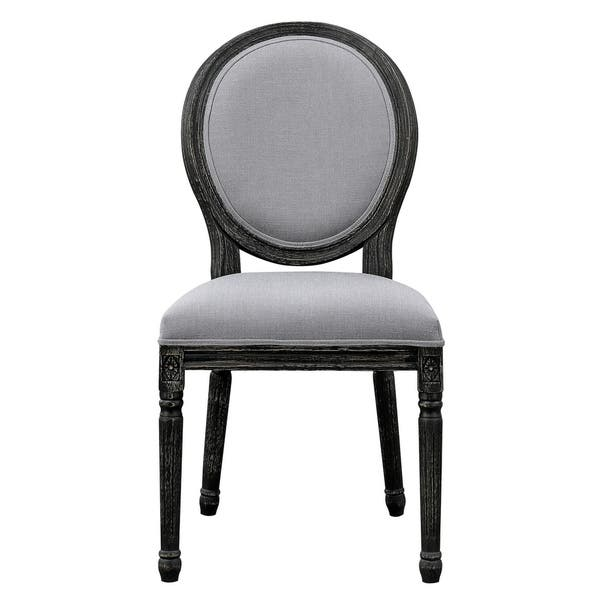 Fantastic Shop Francois Bohemian Style Oval Back Dining Chairs Set Of Cjindustries Chair Design For Home Cjindustriesco