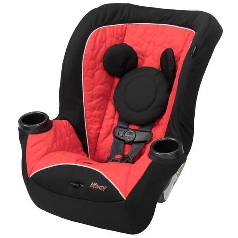 Disney APT 50 Mouseketeer Mickey Convertible Car Seat