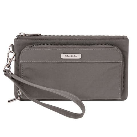 Travelon Phone Clutch Wallet