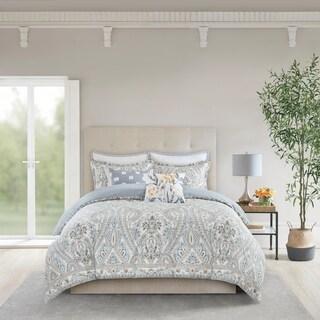 Echo Design Venus Multi Reversible Cotton Comforter Set