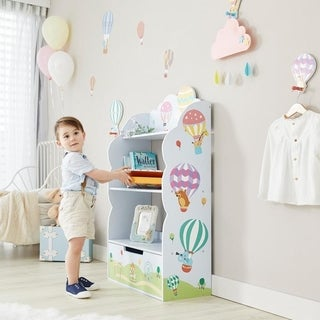 Fantasy Fields - Toy Furniture - Hot Air Balloons Bookshelf
