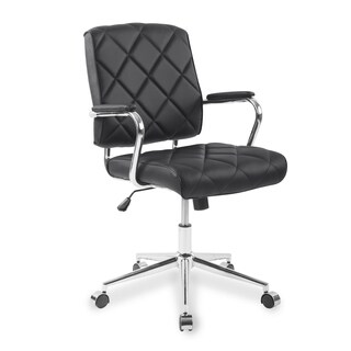 Poly and Bark Draper Office Chair