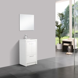 Eviva Grace 24 in. White Vanity