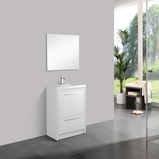 Eviva Grace 36 in. White Vanity