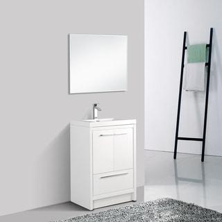Eviva Grace 30 in. White Vanity