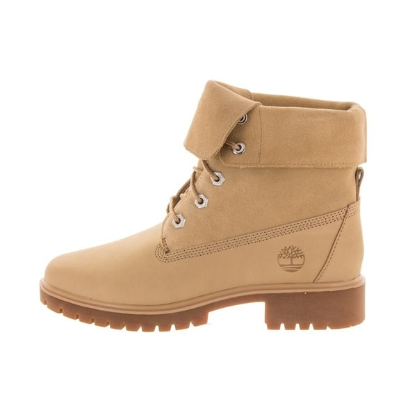Shop Timberland Women's Jayne Roll Top Boot Overstock