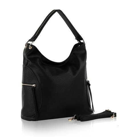 MKF Collection Ally Hobo Bag by Mia K.