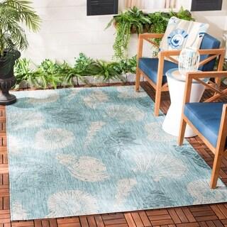 Safavieh Courtyard Helaine Indoor/ Outdoor Rug