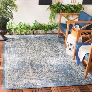 Safavieh Courtyard Karon Indoor/ Outdoor Rug