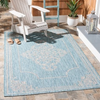 Safavieh Courtyard Karin Indoor/ Outdoor Rug