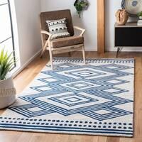 Safavieh Handmade Micro-Loop Janin Wool Rug
