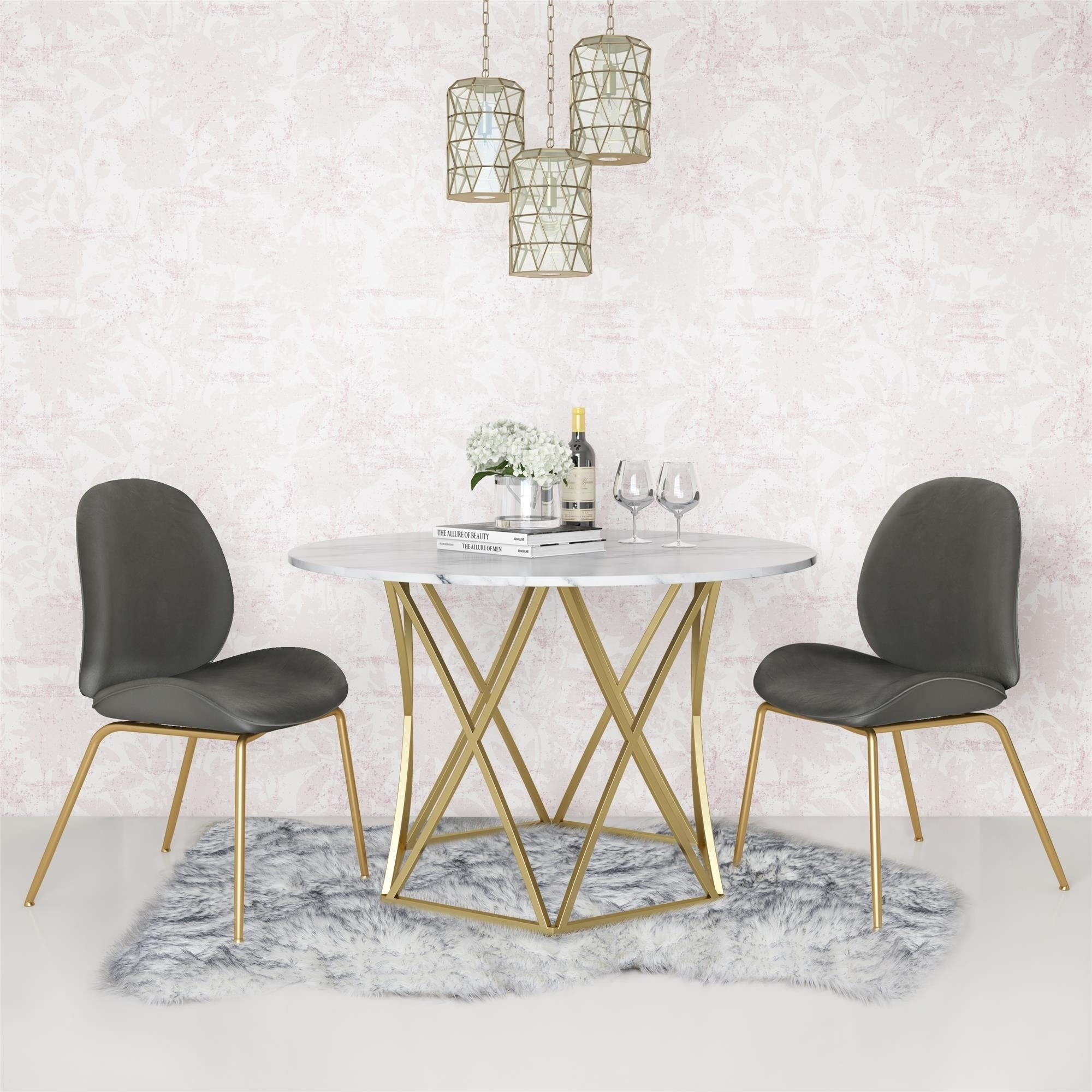 Glam dining room bar furniture find great furniture deals shopping at overstock