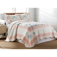 Beach Haven Tasi Bedspread