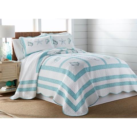 Beach Haven Julian Bedspread