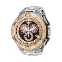 Invicta Men's Subaqua 27680 Stainless Steel, Rose Gold, Grey Watch