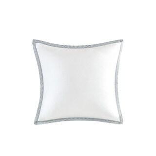 Echo Design Venus Multi Embroidered Cotton 26 x 26-inch Euro Sham