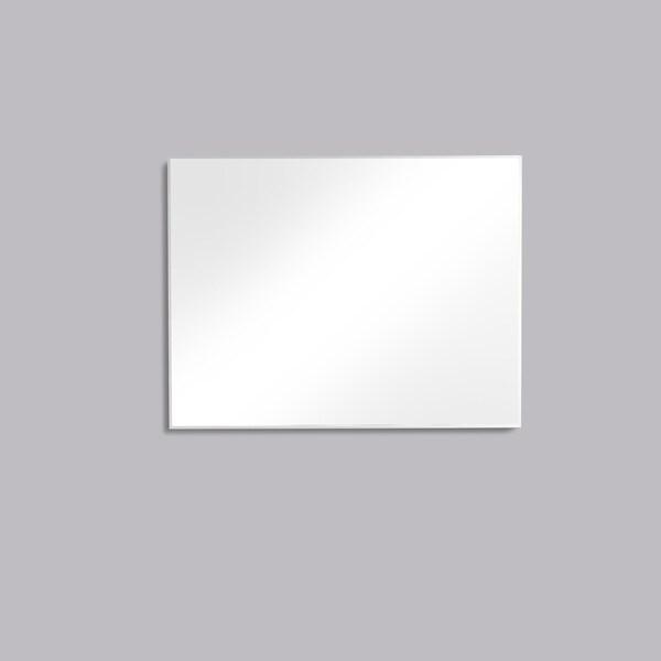 Eviva Sax 24 in. Polished Chrome Wall Mirror
