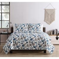 Copper Grove Zaslavl Reversible Quilt Set