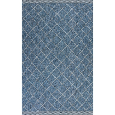 Domani Nomad Geometric Outdoor Area Rug