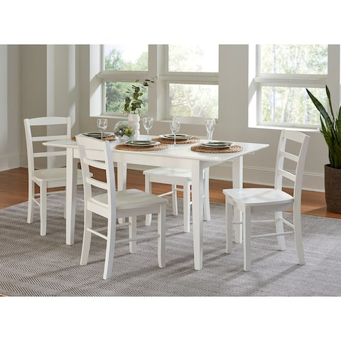 Dining Table With 4 Madrid Chairs