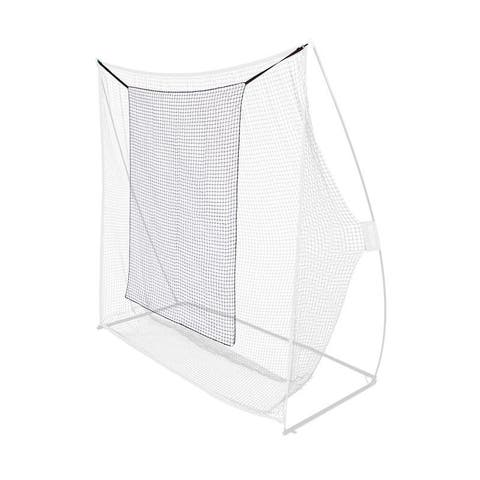 GoSports Universal Golf Practice Net Extender  Protect Your Driving Range Net  Golf Net Attachment for 7 or 10 Golf Nets